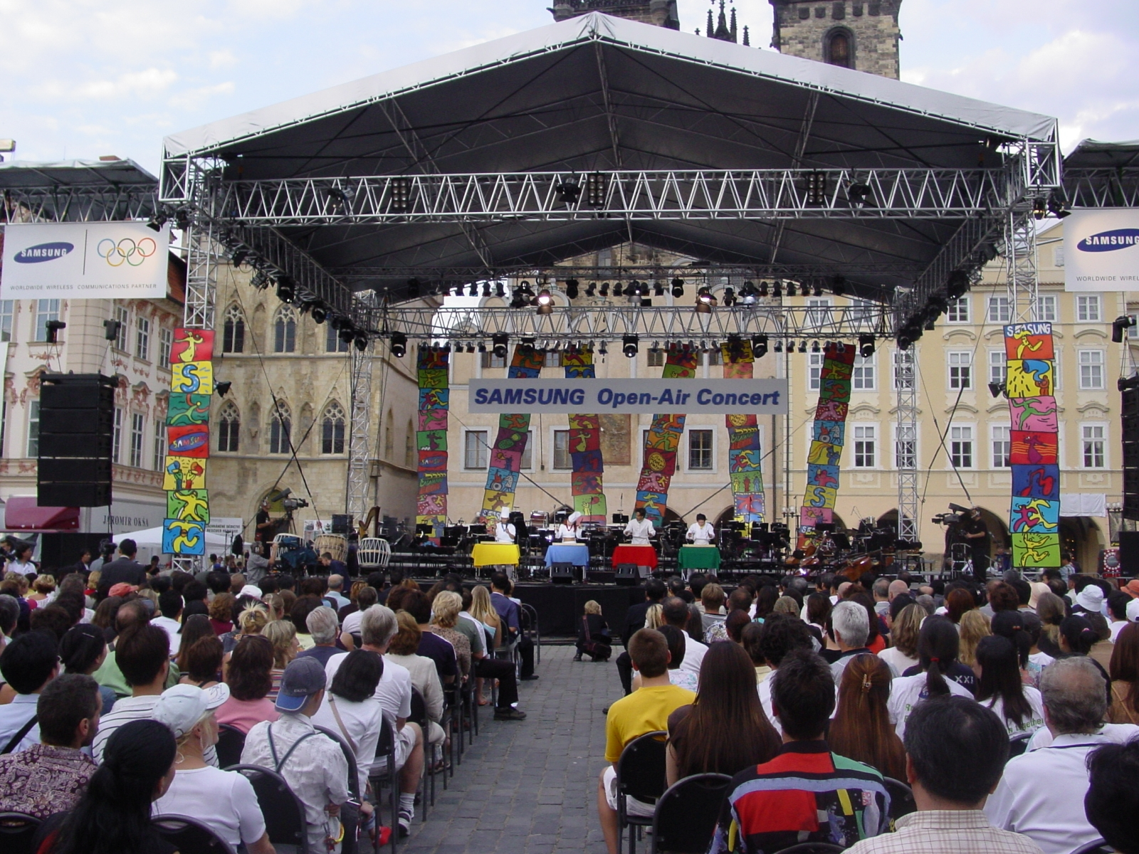 SAMSUNG Open – Air Concert 2003